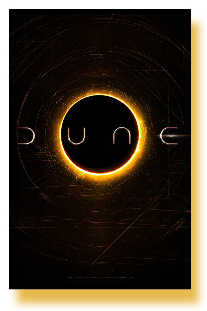 Dune Poster 2021 Movie Timothee Chalamet Symbolnt 11 X 17 Usa Sameday Ship Concertposter Org